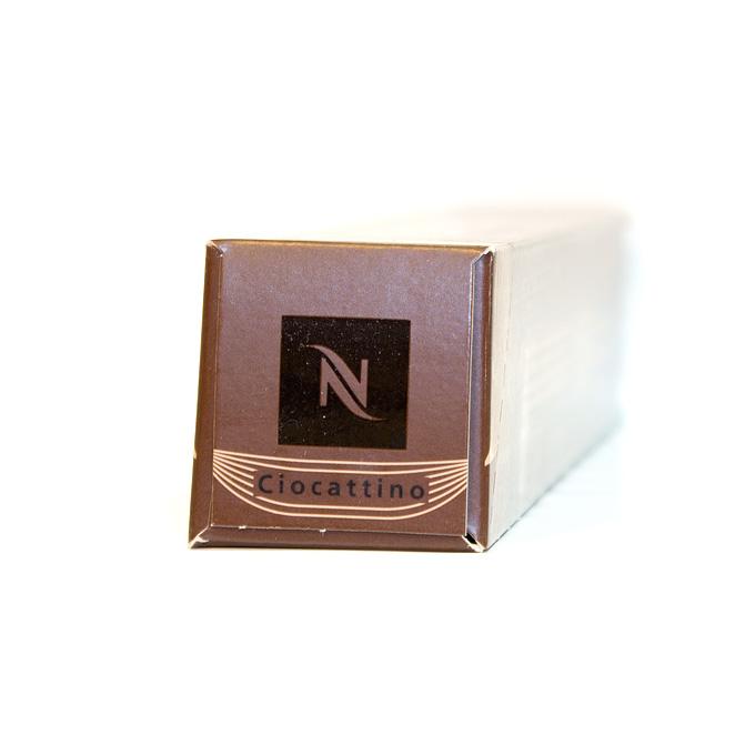 chocolate pods for coffee machine