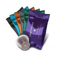 nespresso compatible coffee capsules