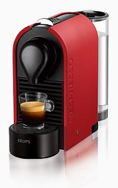 nespresso compatible capsules & nespresso U machine