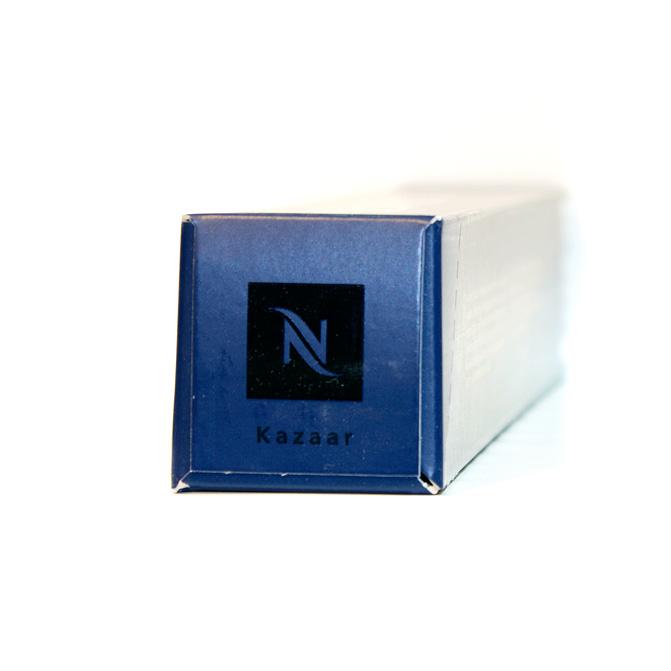 Nespresso kazaar capsules