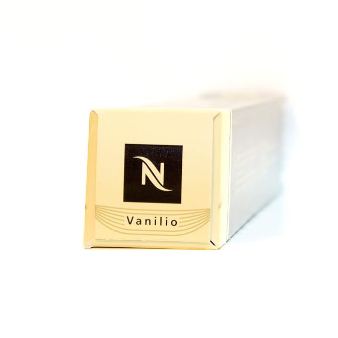 nespresso variations vanilio 10 kapseln vanille hier