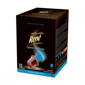 Cafe Rene Espresso Decaffeinato