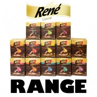 cafe rene range of nespresso compatible capsules