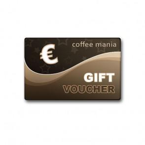 coffee mania gift card