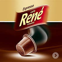 Cafe Rene Capsules for Nespresso