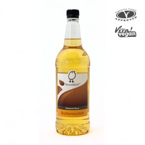 Sweetbird Flavoured Butterscotch Syrup
