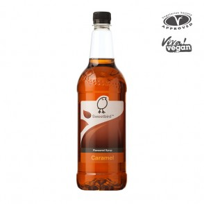 Sweetbird Flavoured Caramel Syrup