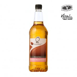 Sweetbird Flavoured Marshmallow Syrup