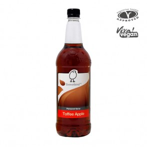 Sweetbird Flavoured Toffee Apple Syrup