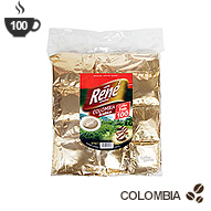 Senseo Coffee Pods by Cafe Rene - Colombia
