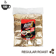 Senseo Coffee Pods by Cafe Rene - Regular Roast