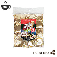 Senseo Coffee Pods by Cafe Rene - Peru Bio