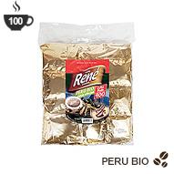 Senseo Coffee Pods by Cafe Rene - Peru Bio
