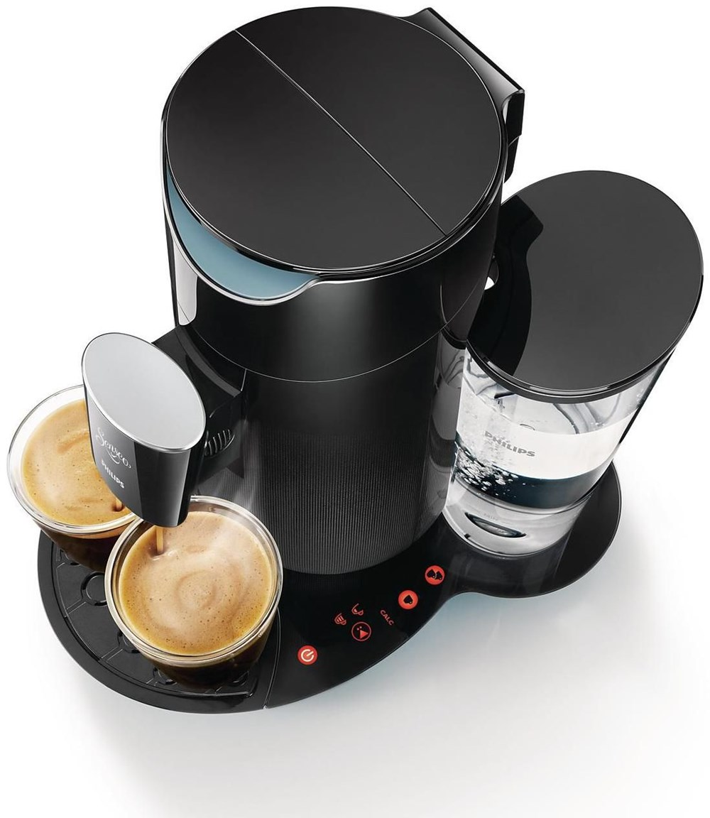 Philips SENSEO Twist Coffee pod machine HD7870
