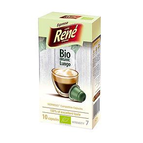Cafe Rene Bio Organic Lungo