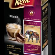Cafe Rene Ethiopia